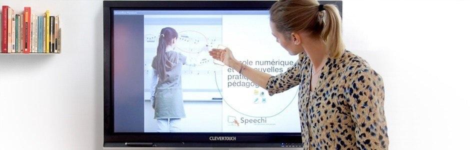 Quel écran interactif pour quel secteur d'activité ?