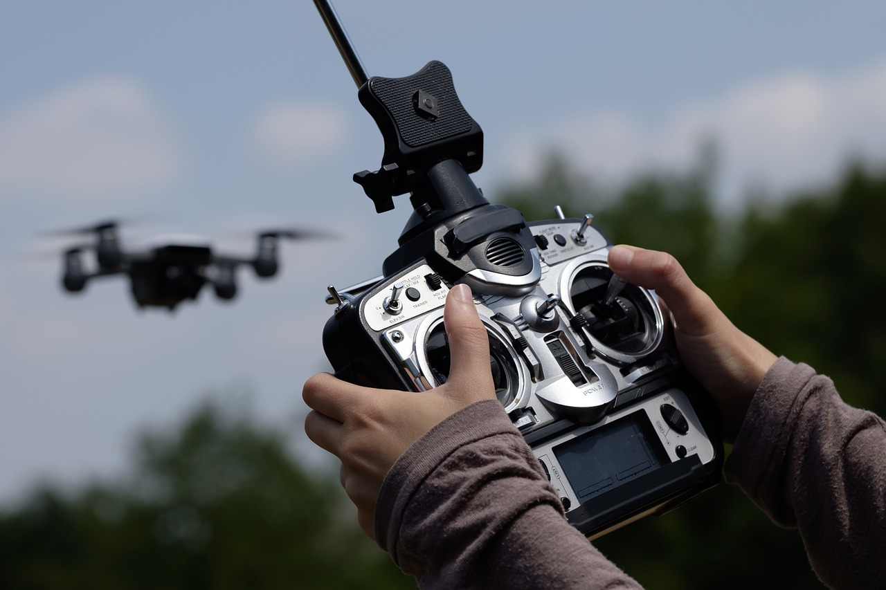 Les drones vont révolutionner la livraison
